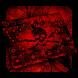 Bloody Skull Keyboard by Keyboard Tema Designer