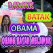 Lawak Batak OBAMA 2017 Terbaru by Nadiv Kanz