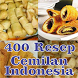 400 Resep Cemilan Indonesia by Mukhajad Media