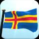 Åland Islands Flag 3D Free by I Like My Country - Flag