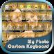 My Photo Custom Keyboard by Fiore Apps Inc.