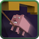 Spider Pig Rope Swing Fly by Magic Art Games