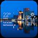 Duisburg weather widget/clock by Widget Dev Team