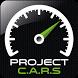HUD Dash KEY for Project Cars by Sebastian Barz