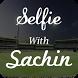 Selfie With Sachin Tendulkar by SNR Studio