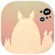 Cute Totoro Theme&Emoji Keyboard by Fun Emoji Theme Creator