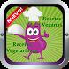 Recetas De Cocina Vegetariana by DDHARMA