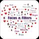 Focus N Filter : Stylish Name Art 2017 by Retro App Club