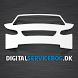 Bil info i Digital servicebog by Digitalservicebog