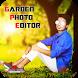 Garden Photo Frame Editor: Nature Photo Frame by Retro App Club