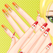 Fashion Manicure Nail Tattoo by Sunshine Popular Gaming
