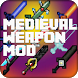 Medieval weapon mod by CRAFTLAB
