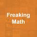 [Math Game] Freaking Maths by Vegita