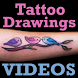 Learn To Draw TATTOOS Designs 3D Sketches Videos by Ronak Chudasama 1890