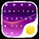 Dazzlelight-Lemon Keyboard by PDK Theme Dev