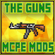 Da GUNS mod for MCPE by funmakermod