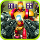 IRON DRONE ROBOT TRIGGER 3D by Paradise creative Games