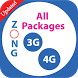 Packages Of Zong by RondniApps