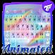 Unicorn Keyboard Animated by Keyboard 2018