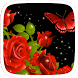 Rose and Butterfly Theme by Heartful Theme
