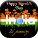 Happy Republic Day by Fine Applications