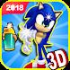 subway sonic endless runner 3D adventure games by T.D.G.K3