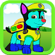 Paw Puppy Patrol Adventure by mymamahfoudi