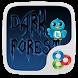 Dark Forest GO Launcher Theme by Freedom Design