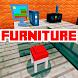 The Furniture MCPE Mod by BestOFF