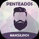 Penteados Masculinos - Cortes de Cabelo by Vader Development