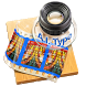 Christmas Lights AiType Theme by A I type theme gallery א artist