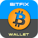 Bitcoin Wallet - Bitfix by Crossapps Ltd