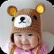Cool Baby Crochet Hats by Kosamabi