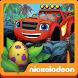 Blaze Dinosaur Egg Rescue Game by Nickelodeon