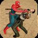 Spider Hero Jail Survival: Stealth Mission by Viking Std