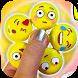 Emoji Fidget Spinner Hand