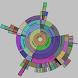 Sunburst Disk Space Analyzer by fho