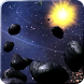 Asteroid Belt Live Wallpaper by Kittehface Software
