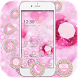Pink Luxury Diamond by Cool Theme Love