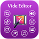 Video Editor-Photo Video Music by app Markets
