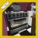 Hide-and-seek Kitchen Map for MCPE by olpash