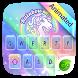 Rainbow Unicorn GO Keyboard Animated Theme by GOMO Dev Team