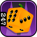 Halloween Backgammon by 24/7 Games llc