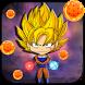 Super Goku Adventures Saiyan by yofjudnethermoro