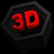 Next Launcher Theme Polygon 3D by Apk Creative