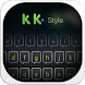 Keyboard Theme for KK by Keyboard Theme Factory