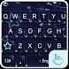 Mid Night Star Keyboard Theme by Fashion News