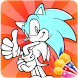 How To Color Sonic Hedgehogg by StudioColoringForKids
