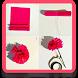 DIY Paper Flower Craft Idea by yaniapss