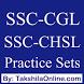 SSC-CGL Practice Questions by TakshilaOnline.com